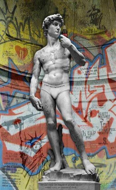 Marco Battaglini, 'Invasion', 2018