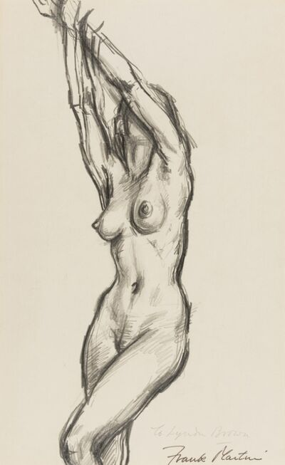 Frank Martin, 'Untitled (Nude)'