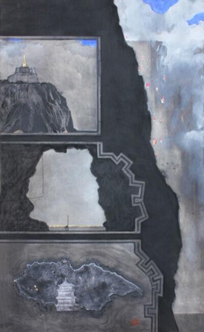 Christian de Laubadère 麓幂, 'Landscape A', 2014