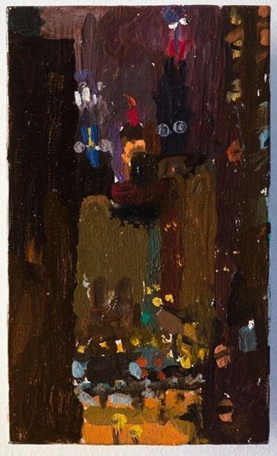 Susanna Coffey, 'Searsw Slice Chicago, 2/15', 2015