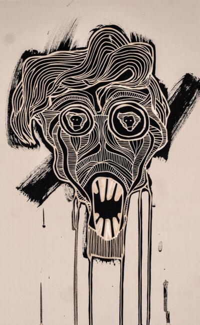 Jörg Heikhaus aka Alex Diamond, 'Monkey Eyes', 2019