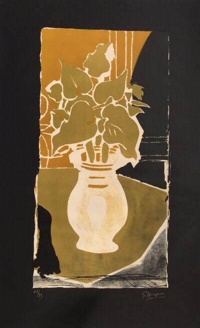 Georges Braque, 'Feuilles Couleurs Lumiere', 1953