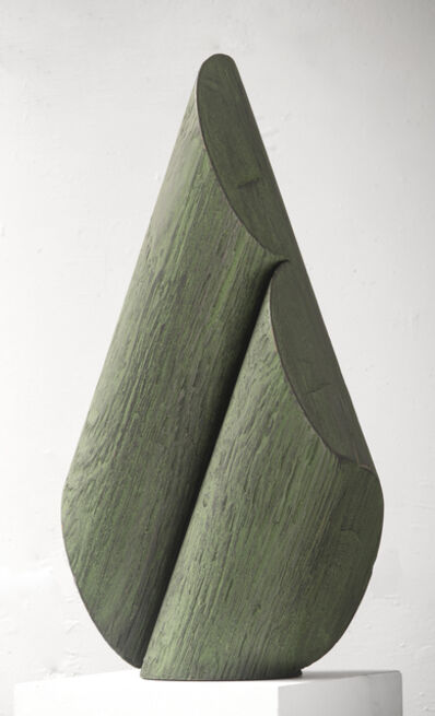 Peter Millett, 'Green Flame', 2020