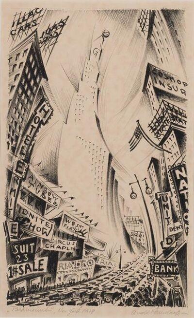 Arnold Ronnebeck, 'Paramount', 1928