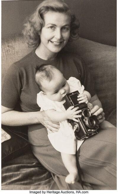 Elliott Erwitt, 'Untitled (Photographer's Wife and Child)', circa 1950