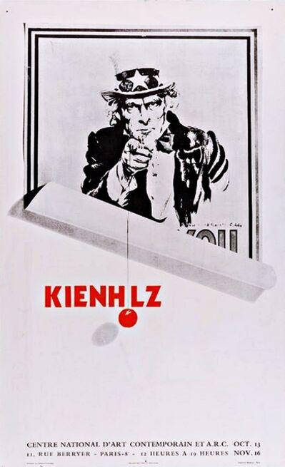 Edward Kienholz, 'Kienholz', 1970