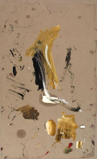 Martha Jungwirth, 'Untitled (Baum)', 2019