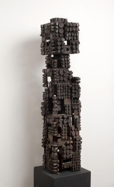 William (Bill) Tarr, 'Untitled Totem', 1962