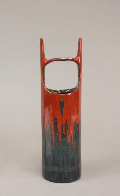 Fujinuma Noboru, 'Lacquered Bamboo Cylinder', 2018