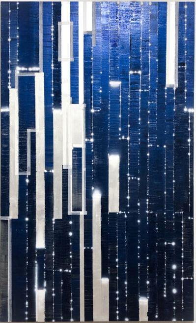 Katsumi Hayakawa, 'Nuantique Blue', 2019