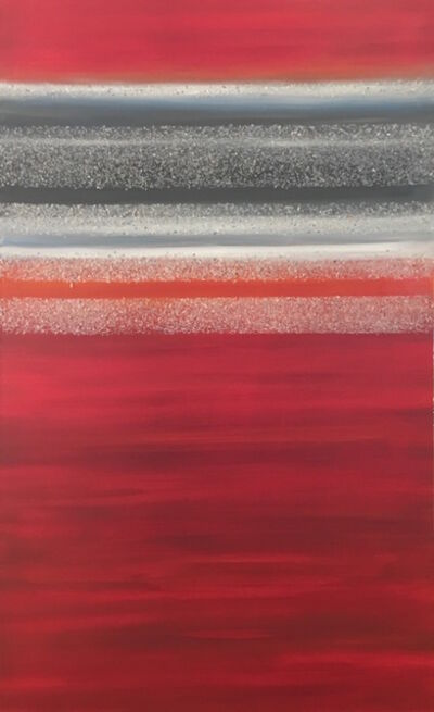 Arica Hilton, 'Multiverse Red', 2016