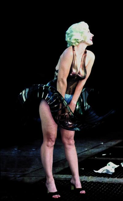 Julie Rrap, 'Window Dresser No. 1 (Marilyn) A-R-MOUR Series', 2000