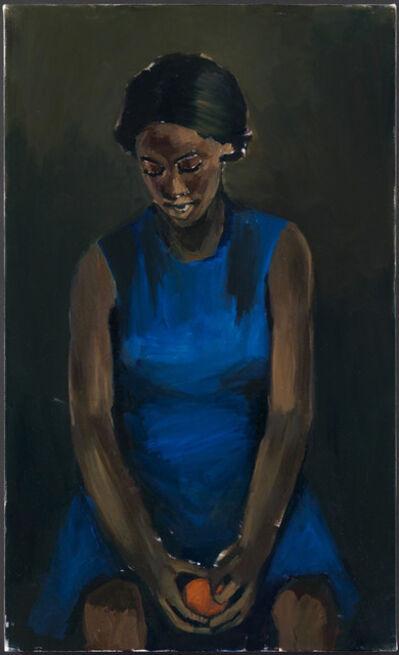 Lynette Yiadom-Boakye, 'Many Words for No', 2013