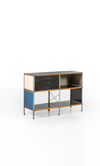 Charles and Ray Eames, 'Esu Model 200, Storage Cabinet', 1950