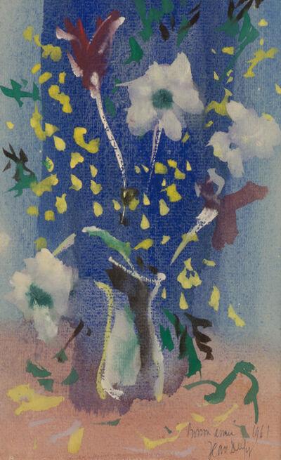 Jean Dufy, 'Spring Flowers', 1961