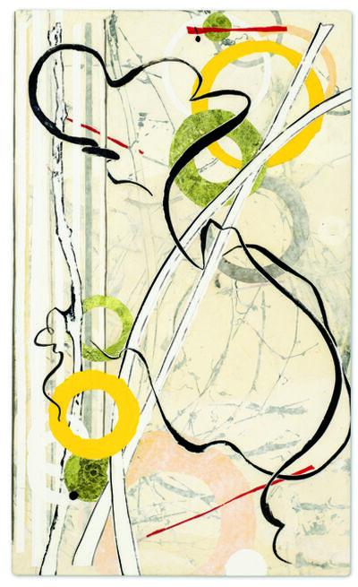 Meighen Jackson, 'West Wind 1', 2012