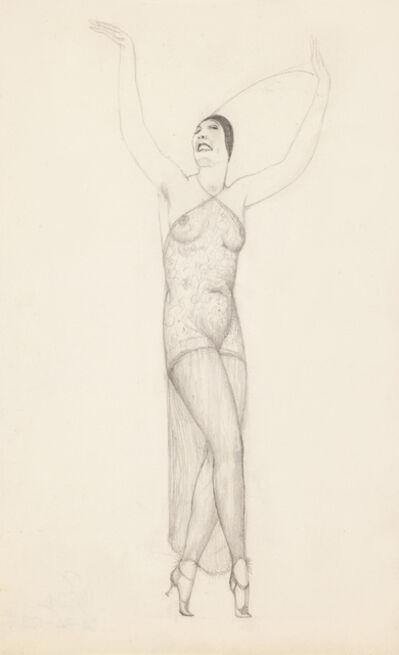 Alfons Walde, 'Performance', ca. 1922