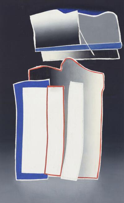 Deborah Remington, 'Working study for Kamerun', 1979