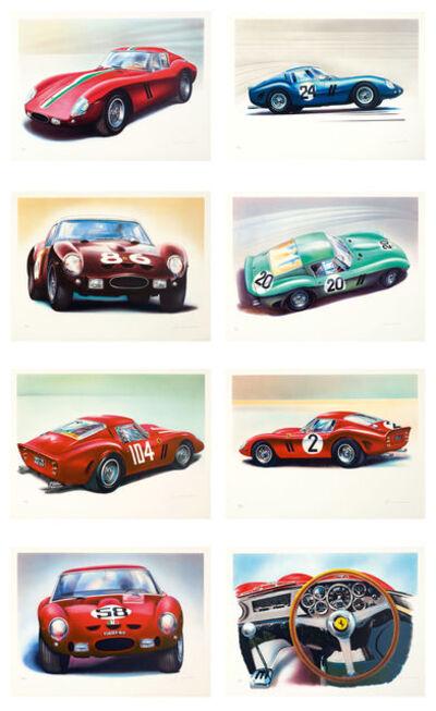Jean-Charles Hirlimann, 'Ferrari GTO 250'
