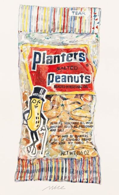 Don Nice, 'Planters Peanuts', 2015