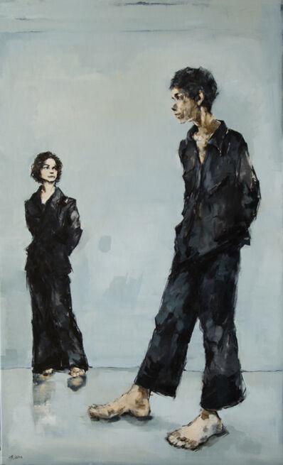 Gabriel Schmitz, 'Rehearsal', 2019