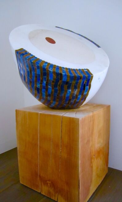 Pavel Kraus, 'Offering/Redemption, White', 2009
