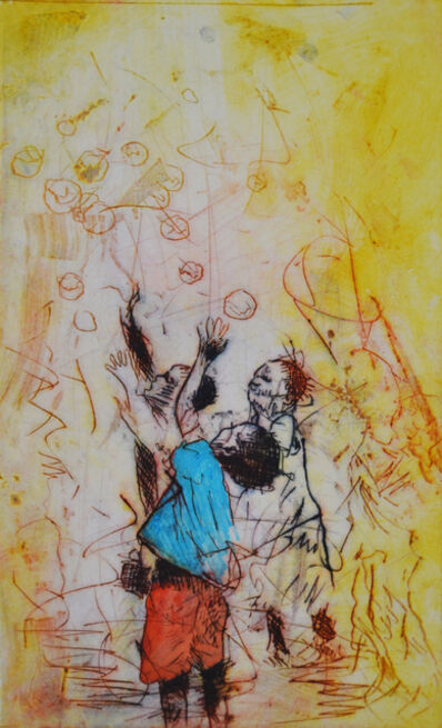 Lebohang Sithole, 'Players', 2016