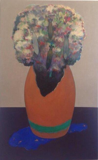 Abdul Rahim Sharif, 'Vase II', 2015