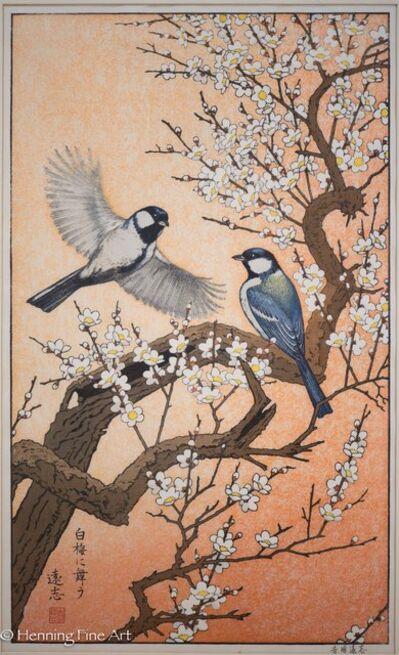 Toshi Yoshida, 'Birds in Spring', ca. 1977
