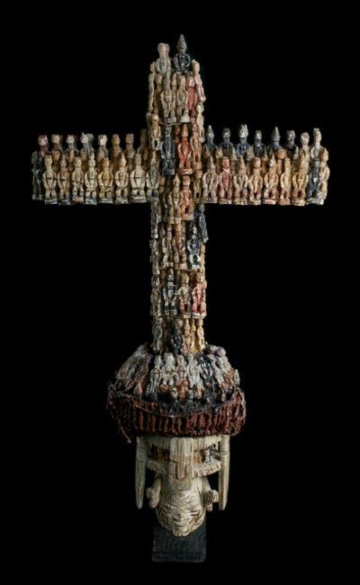 Dominique Zinkpè, 'Les demasques des cinq continents, Oceanie', 2007