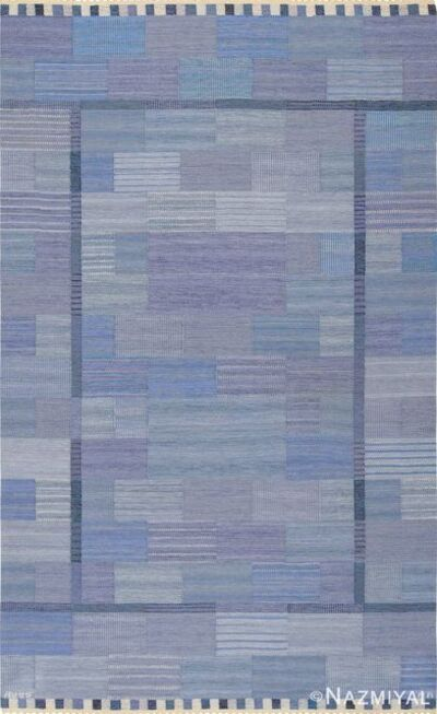 Marianne Richter, 'Vintage Fasad Lattbla Rug for Marta Maas by Marianne Richter', Mid 20th Century