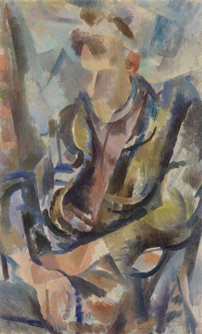 Willard Nash, 'Stuart-Abstract'