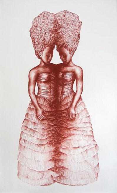 Petra Morenzi, 'Twins', 2011