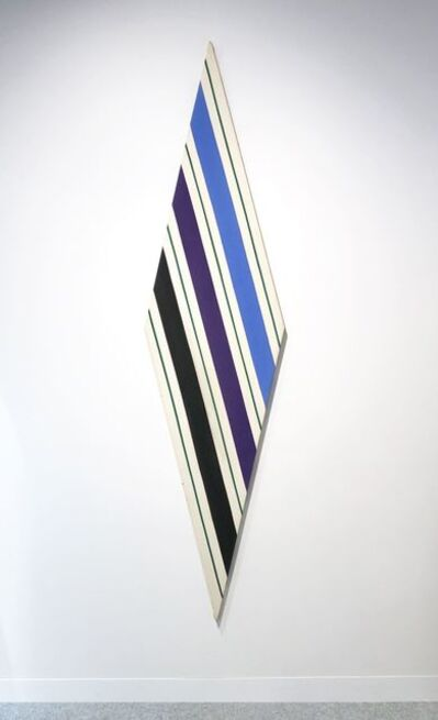 Kenneth Noland, 'In the Curl', 1967