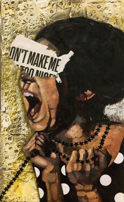 Julia Rivera, 'Don't Make Me... Don't Make Me...', 2017