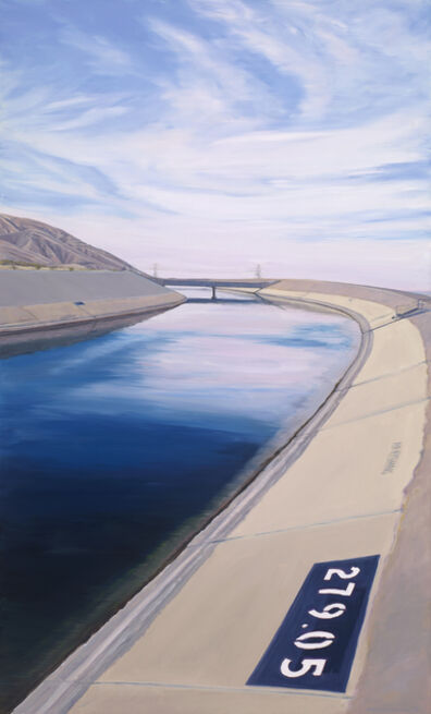 Mary-Austin Klein, 'California Aqueduct 279.05', 2015