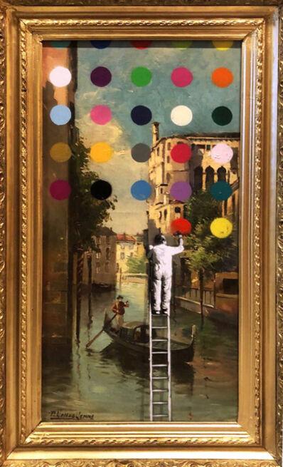 Martin Whatson, 'Dots in Venice', 2018