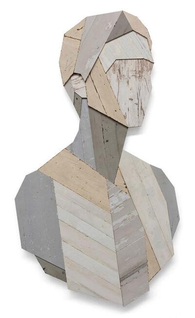 Strook, 'Portrait R VI 18', 2018