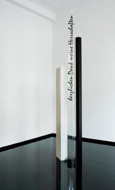 Bodo Buhl, 'Herzlichen Dank meine Herrschaften', 1997