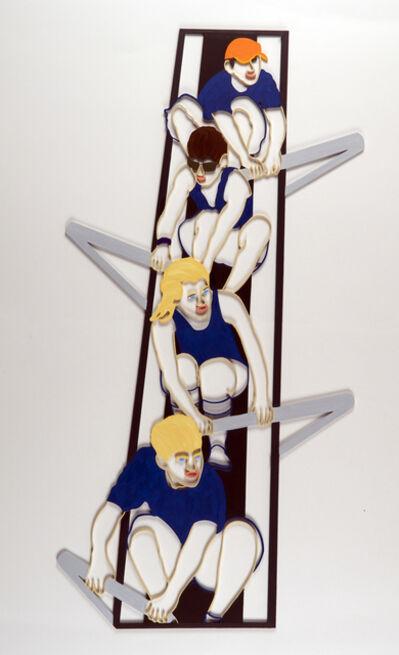 Debbie Carfagno, 'Rowers I A', 2005