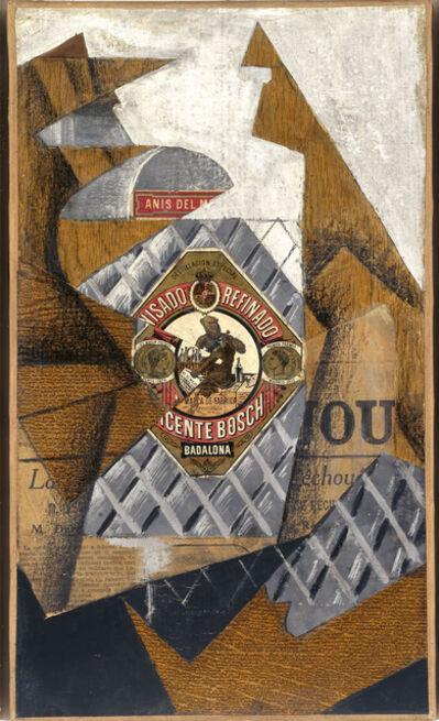 Juan Gris, 'La bouteille d'anis (The Bottle of Anis)', 1914