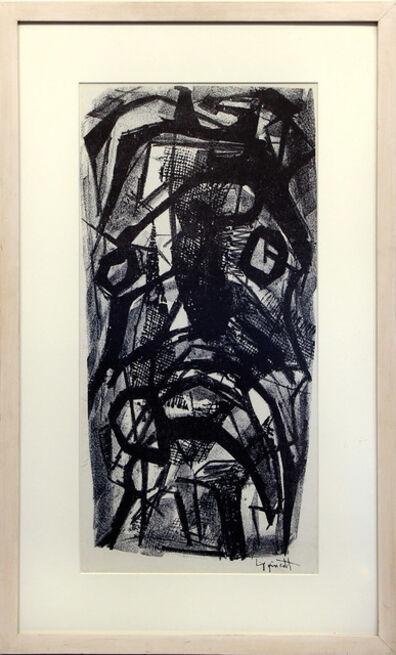 Janet Lippincott, 'Untitled (Mask)', 1958