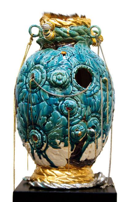 Nicole Cherubini, 'G-Pot Medallion #1', 2005