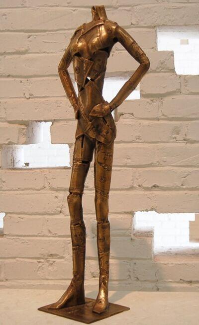 Wu Shaoxiang 吴少湘, 'Money and Beauty  金钱与美丽', 2009