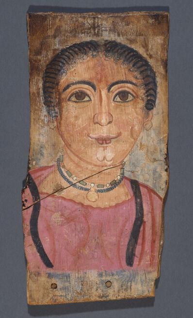 'Mummy Portrait of a Woman', 175 -200