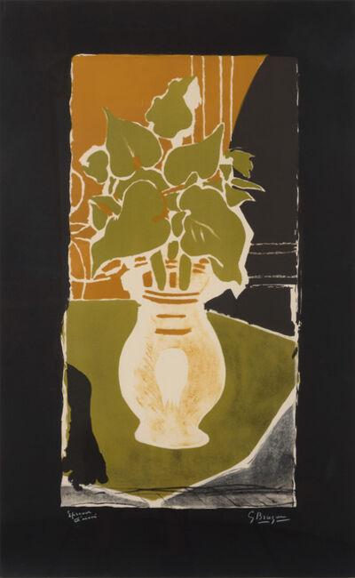 Georges Braque, 'Feuilles Couleur Lumière', 1953-1954