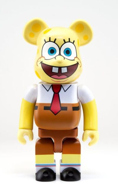 BE@RBRICK, 'SpongeBob SquarePants 400%', 2009
