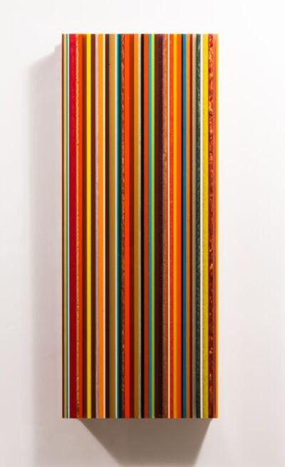 Harald Schmitz-Schmelzer, 'Farbfries', 2007