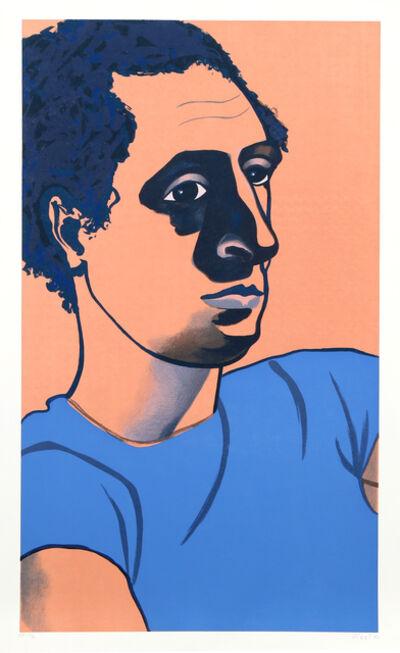 Alice Neel, 'Portrait of Sam', 1981