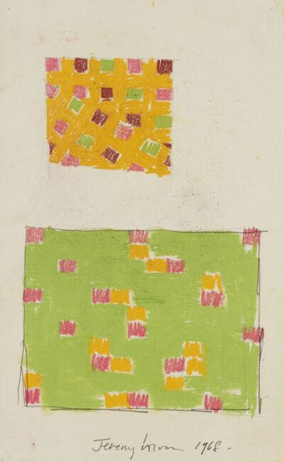 Jeremy Moon, 'Drawing [1968]', 1968